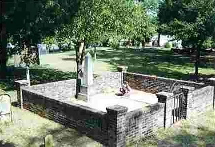 Lt. Ossian Flipper's Grave and State of Georgia Landmark