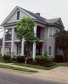 The W. E. Gibson's Family Home, 308 West Calhoun Street