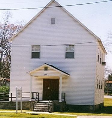 Thomasville Masonic-Prince Hall Lodge, 518 Lester Street