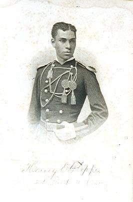 Lt. Henry Ossian Flipper