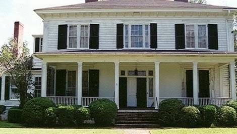 Ephraim Ponder House, 324 North Dawson Street